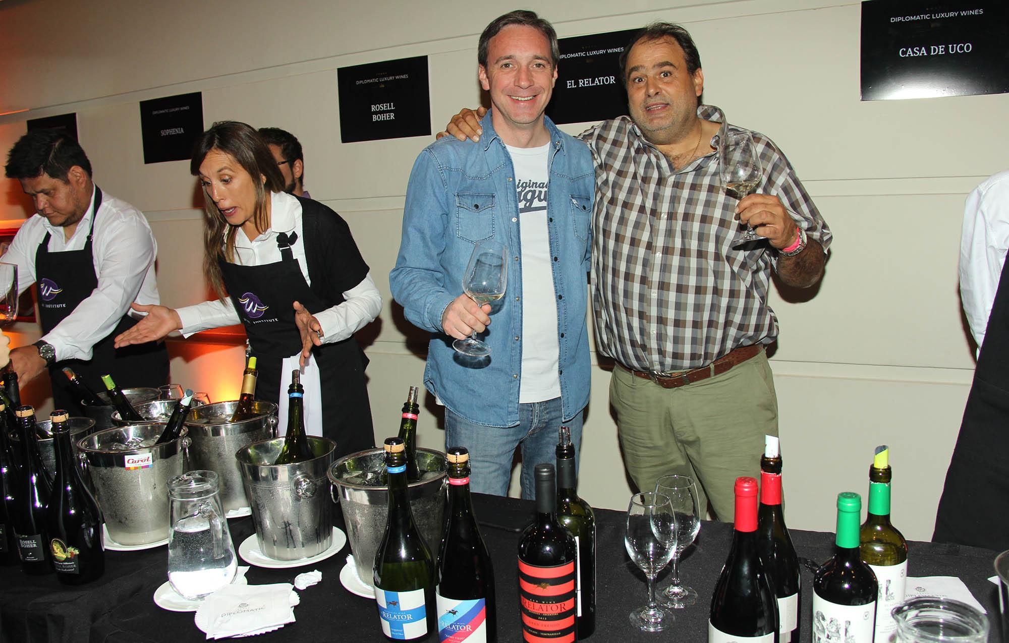 Fernado Gabrielli, El Relator vinos.