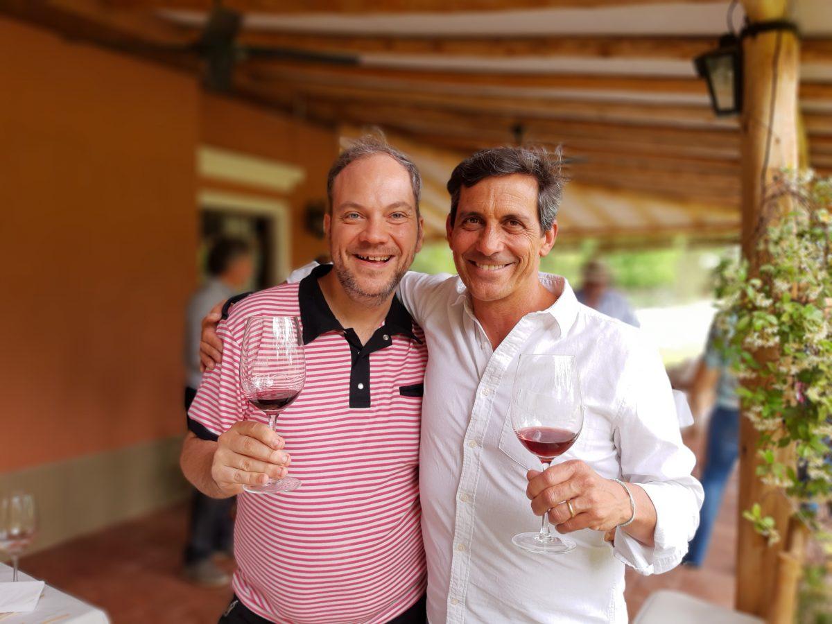 Fede Croce y Fede Cassone