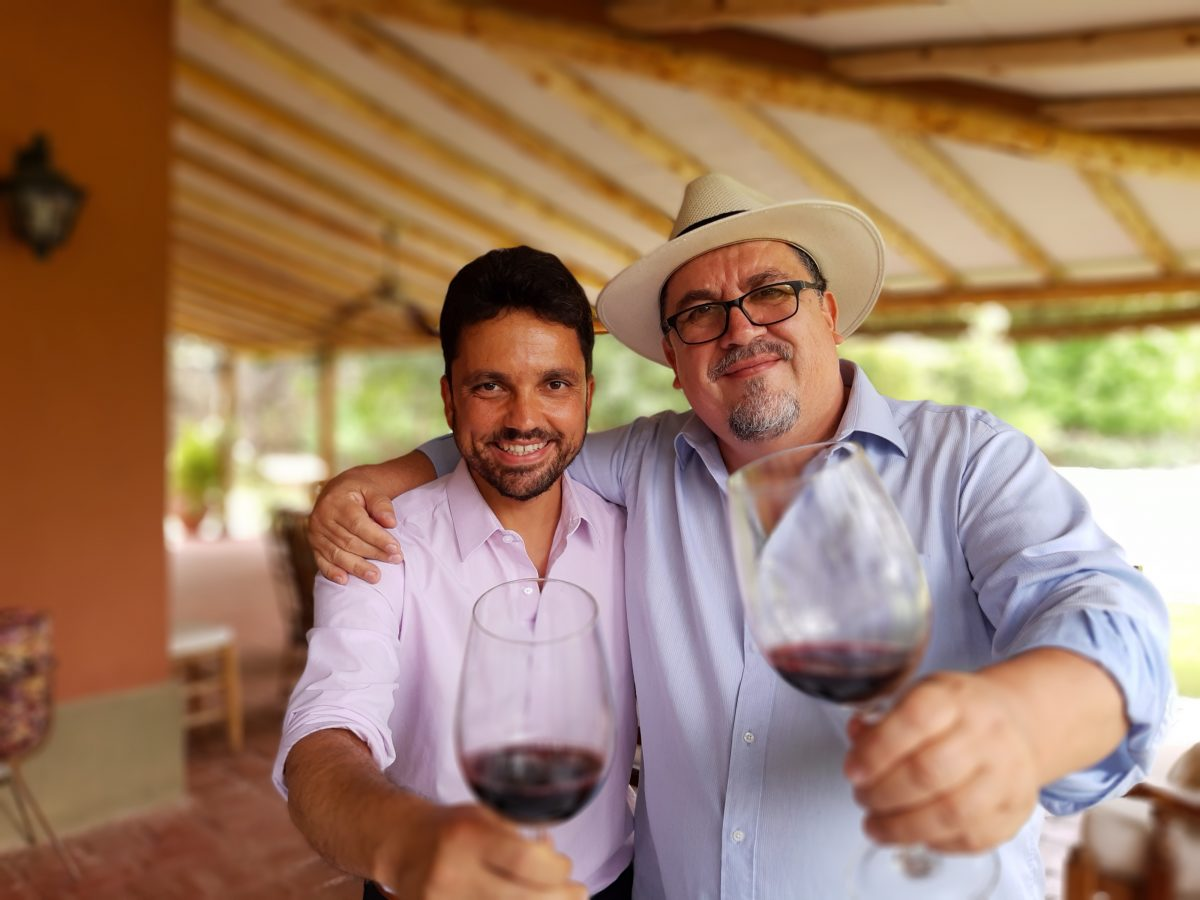 Leo Palet y Marcelo Vollerman