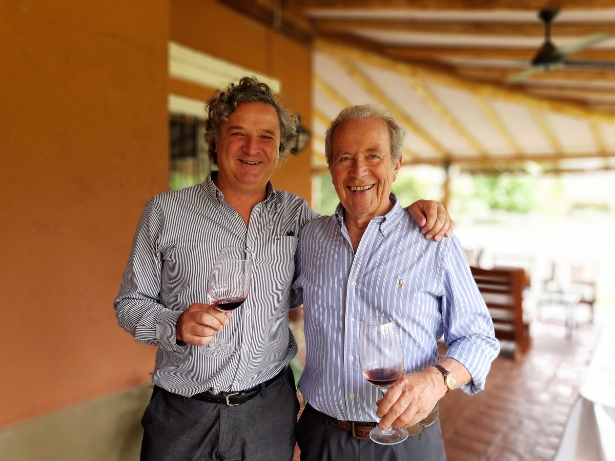 Mauricio Llaver y Eduardo Cassone